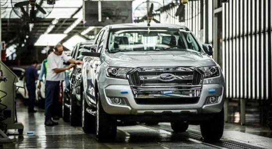 Ford invierte 580 millones para la próxima Ranger en planta pacheco en Argentina