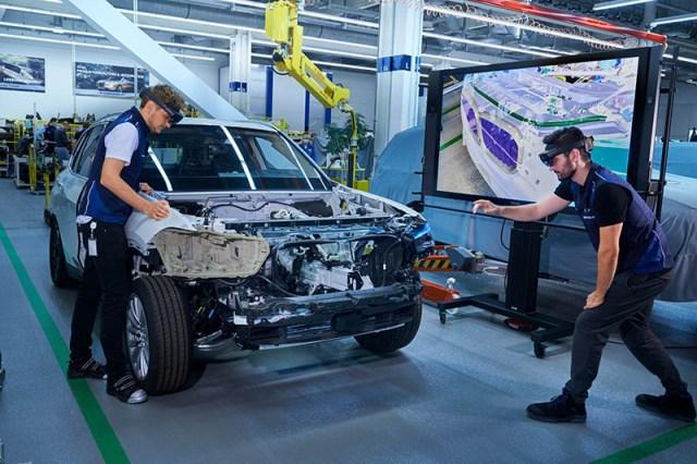 BMW lider segmento premium