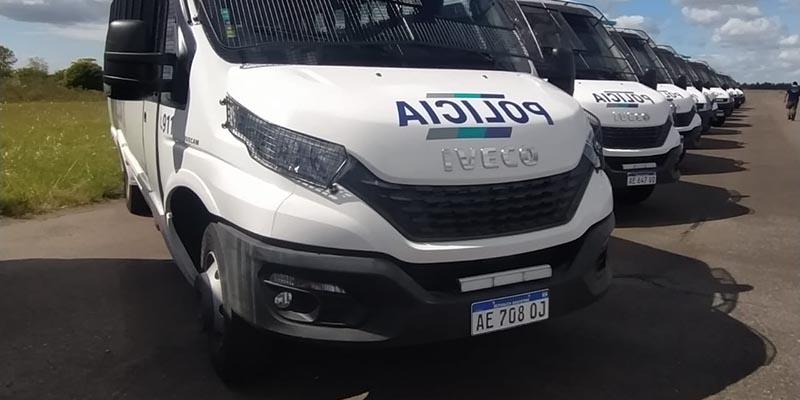 IVECO BUS realiza la entrega de 80 unidades en Argentina