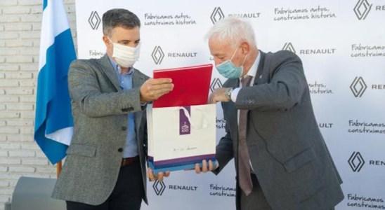La Universidad Nacional de Córdoba (UNC) y Renault Argentina firmaron un acuerdo de cooperación