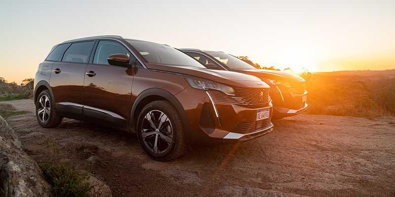 Peugeot renueva los SUV 3008 y 5008.