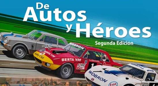 """""""De Autos y Héroes"""" - Segunda edición."""