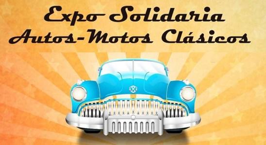 Expo Solidaria Auto-Motos Clásicos.