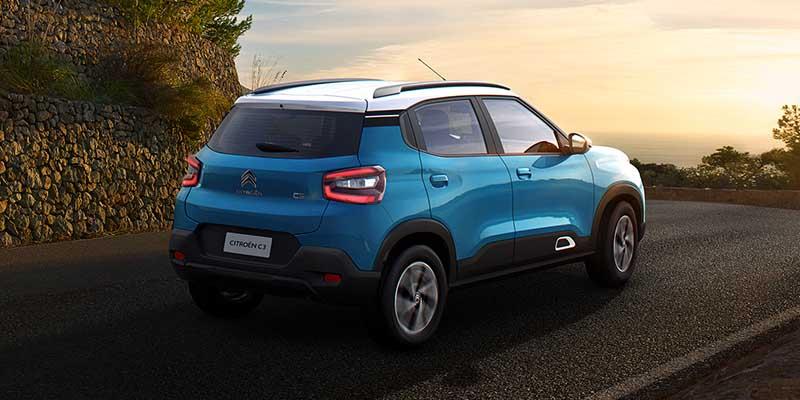 Citroën devela el nuevo C3.