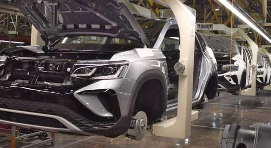 Volkswagen Argentina superó las 10.000 unidades del Taos.
