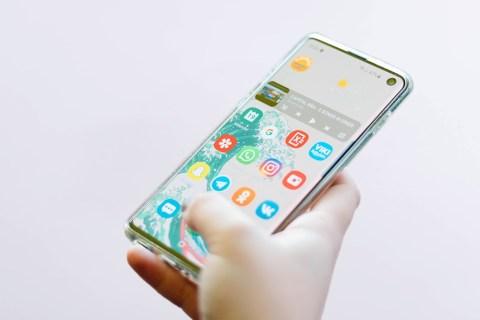 Как использовать приватный режим на Galaxy S10