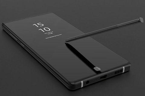 Как Galaxy Note 9 обновляется с Galaxy Note 8?