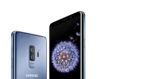 Решение Eye Scroll на Samsung Galaxy S9 и S9 +