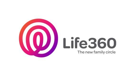 Какие фиолетовые точки на Life360?