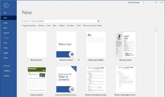 Как очистить последние документы в Microsoft Word