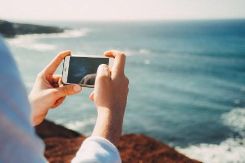 Как обрезать изображения и видео для историй Instagram