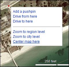 Получение координат в Google Maps или Bing Maps (How-To)