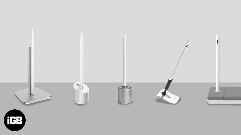 Лучшие держатели для карандашей Apple в 2020 году