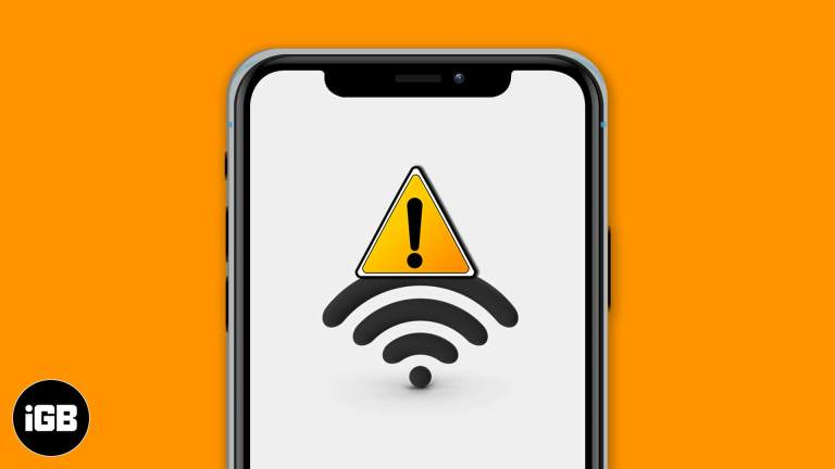 Wi-Fi не работает в iOS 14 на iPhone или iPad?  10 способов исправить это!