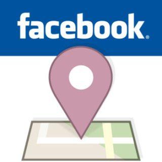 Как убрать местоположение с поста в Facebook