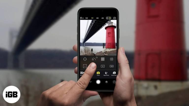 Лучшие приложения для редактирования фотографий RAW для iPhone и iPad в 2020 году