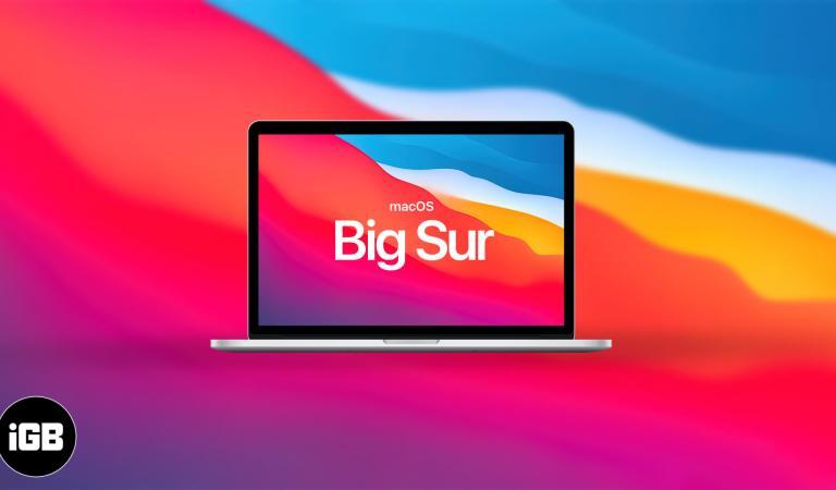 Как скачать macOS Big Sur 11.2 Public Beta 2