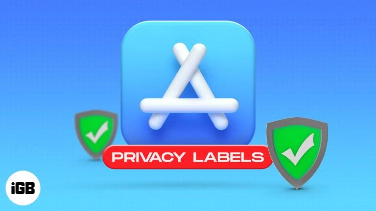 Ярлыки конфиденциальности Apple App Store: ответы на все ваши вопросы