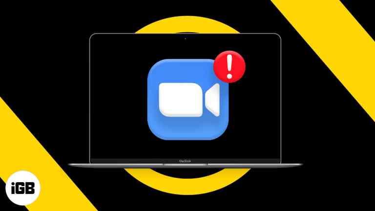 Масштабирование не работает на Mac?  10 реальных исправлений