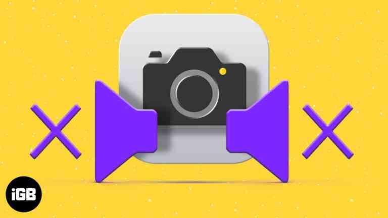 Как отключить звук затвора камеры на iPhone или iPad (6 способов)