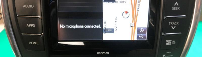 toyota-camry-navigation-touch-screen-repair-auto-technology-repair-gilbert-az