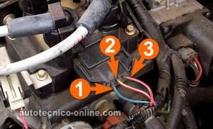 Parte 1 Cómo Probar la Bobina de Encendido DIS (Ford 19L