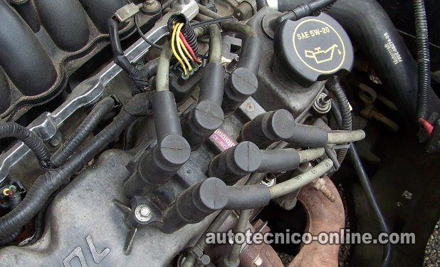 Mitsubishi 3 Sport 1998 Firing Order And Cylinder Montero 0 Identification
