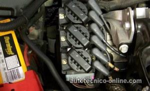 Parte 1 Cómo Probar las Bobinas de Encendido GM 38L