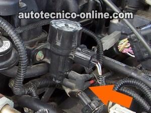 Parte 4 Cómo Probar la Válvula EGR y Sensor DPFE (Ford)