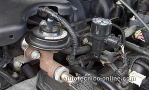 Parte 1 Cómo Probar la Válvula EGR y Sensor DPFE (Ford)