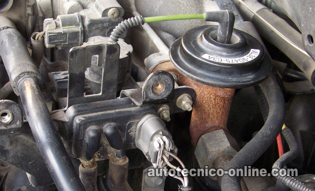 Montero 3 And Firing 1998 Order Identification Mitsubishi 0 Cylinder Sport