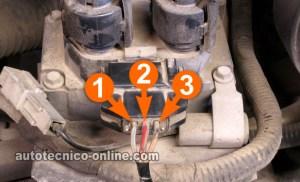 Parte 4 Cómo Probar el Módulo de Encendido y el Sensor del Cigüeñal (23L Ford)
