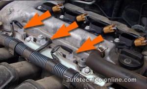 Parte 1 Cómo Probar Los Inyectores De Combustible (18L