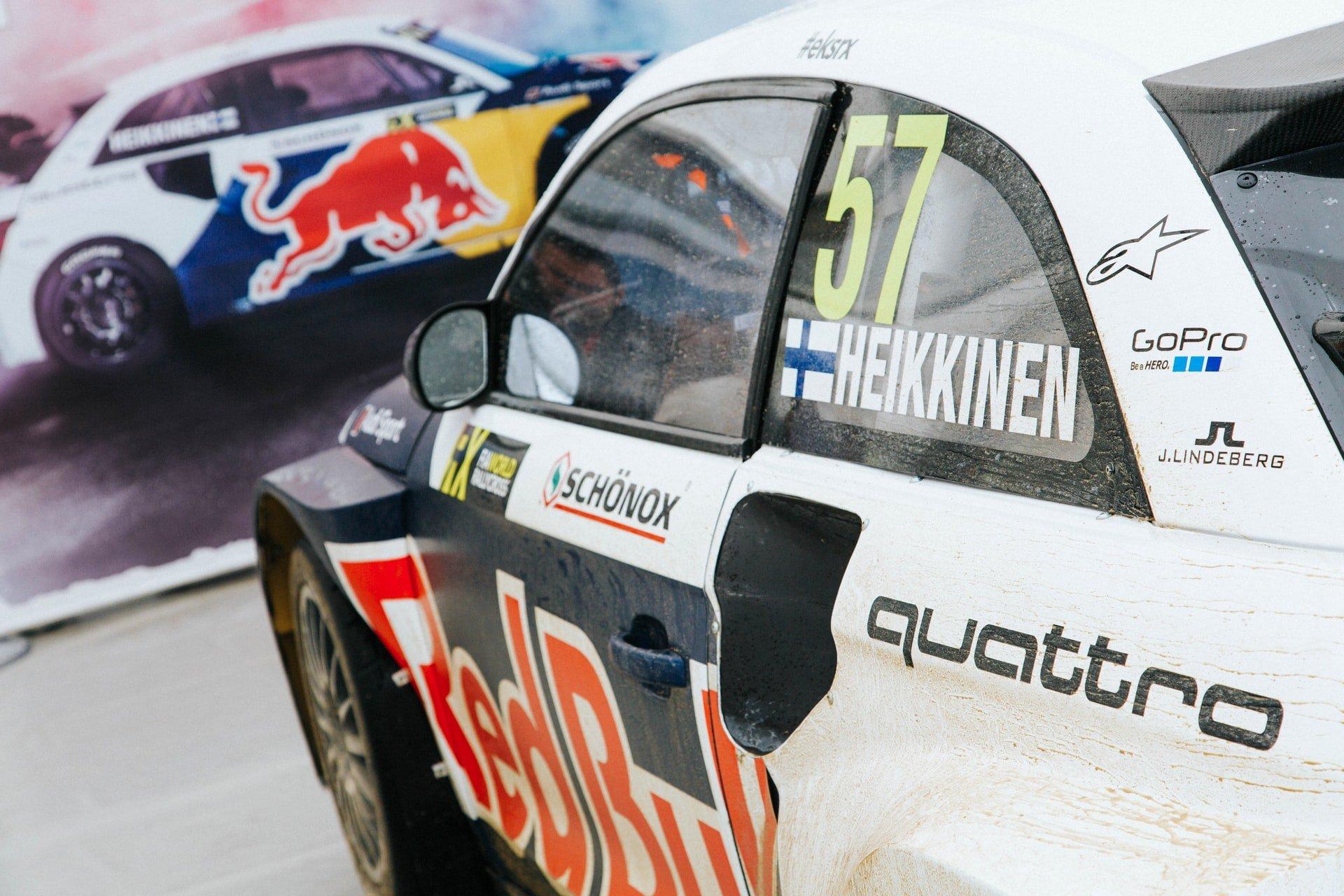 Suomalaiset rallin MM-sarjassa