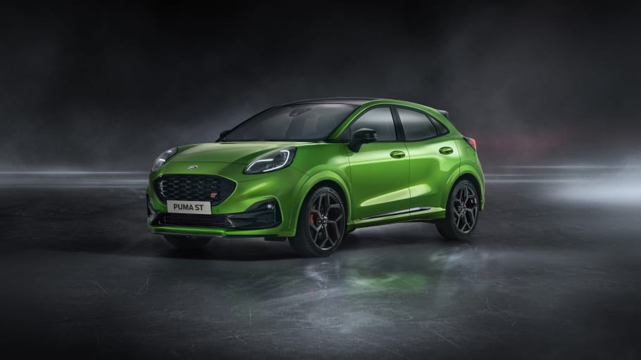 Täysin uusi Ford Puma ST tarjoaa sykettä nostavia elämyksiä käytännöllisyydestä tinkimättä