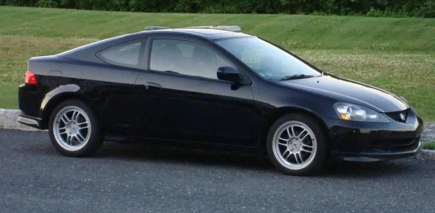 Acura Rsx Enkei Rpf1 17x7 0