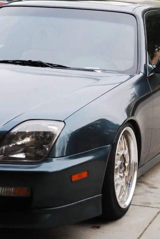 Honda Prelude Custom Wheels Work VS Edition 17x80 ET 35