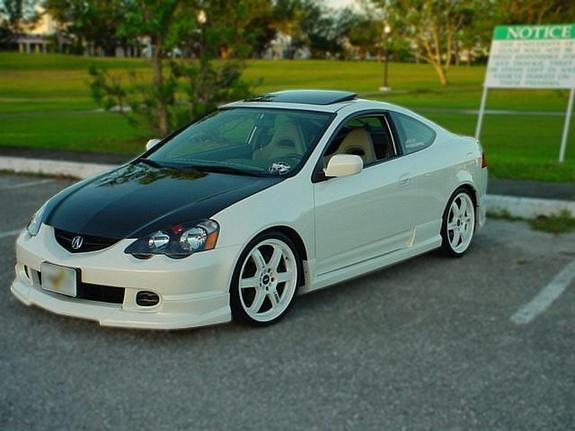 acura rsx  pic