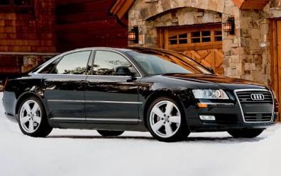 Audi A8 2009 Photos