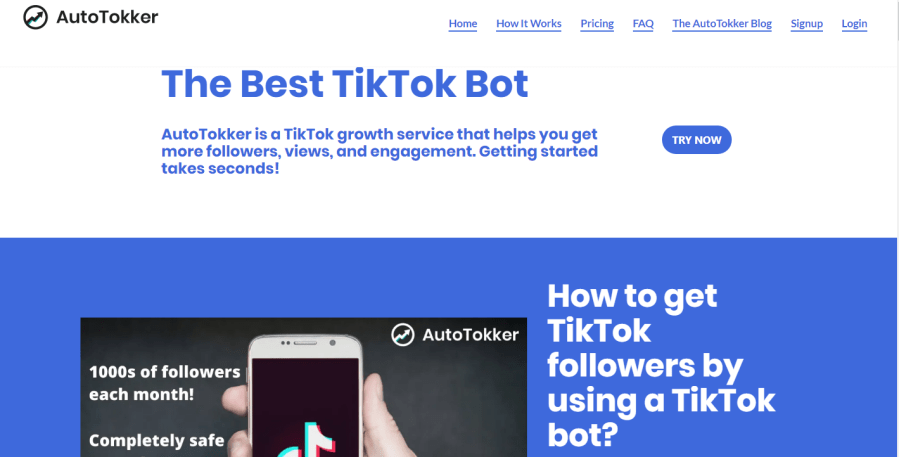 how to get more views on TikTok with a TikTok Bot