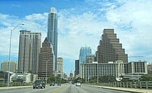 Austin Auto Shipping by Rail Services