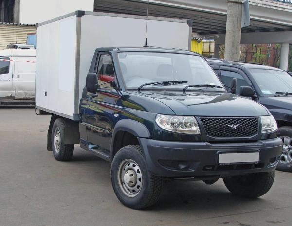 UAZ Pickup Photos and Specs. Photo: UAZ Pickup spec and 18 ...