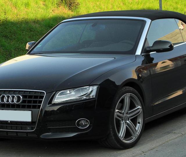 Audi A Cabriolet Tuning Hatchback