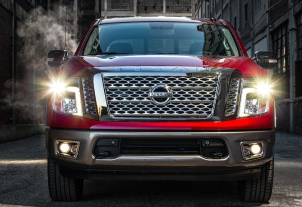 2019 Nissan Titan Performance