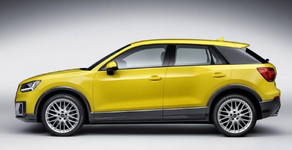 2018 Audi Q2 Price