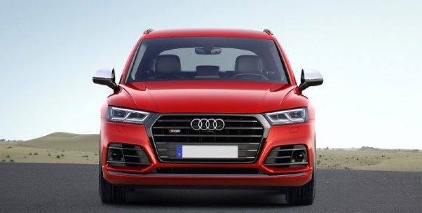 2018 Audi SQ5 Performance