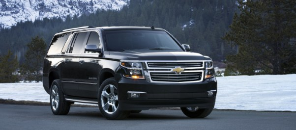 2018 Chevrolet Suburban Release Date