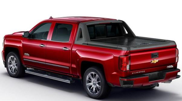 2018 Chevy Silverado Price