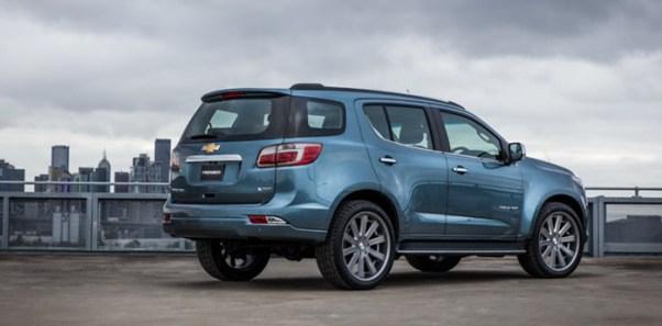 2018 Chevy Trailblazer Price