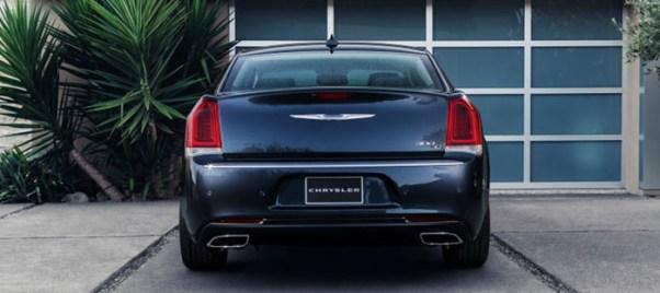 2018 Chrysler 300 Spec